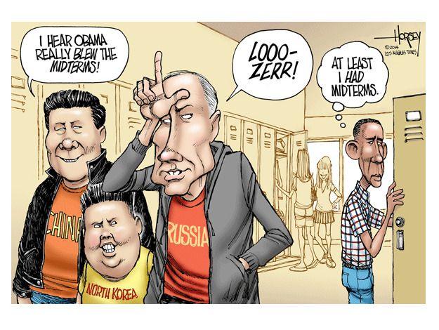 Political cartoon U.S. Trump North Korea South Korea talks ... |Current Political Cartoons North Korea