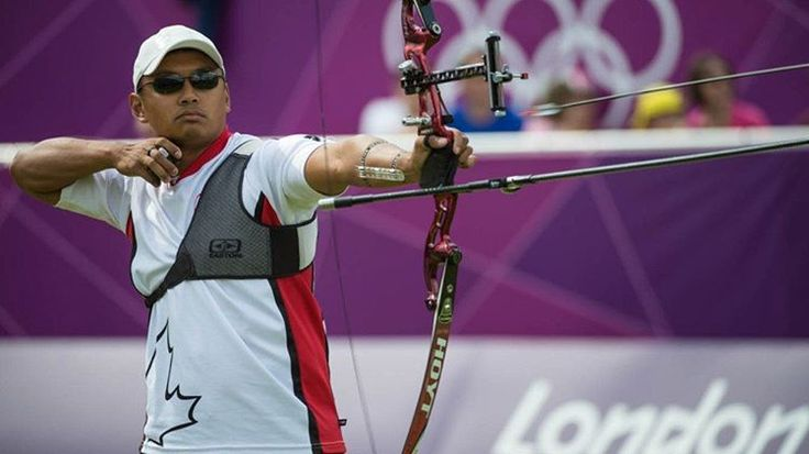 Boned Broth supports #TeamCanada at the Rio 2016  Crispin Duenas  FACTS: Sport: Archery Games: Rio 2016, Toronto 2015, London 2012, Beijing 2008 Born: January 5, 1986 Birthplace: North York, Ontario Home Province: Ontario Hometown: Scarborough, Ontario  Good Luck #crispinduenas @teamcanada @olympic #archery