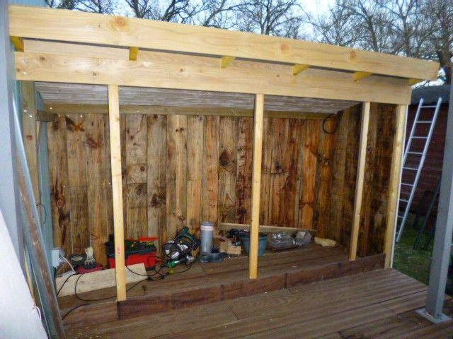 construire une voliere exterieur en bois sedgu