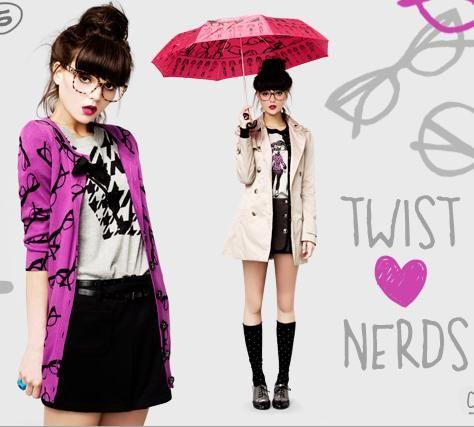 geek fashion style | Moda geek (Geek style )