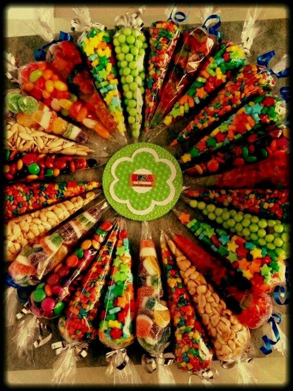 #Conitos #Dulces #fiesta