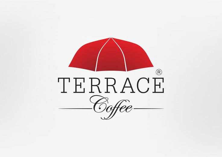 Terrace Coffee - Logo Design By Ronny Achmαϑ #logo #design #inspiration