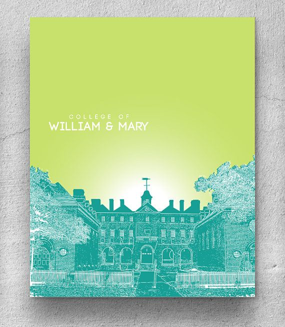 PURCHASE: College of William & Mary #TribePride #WMAlumni #WMAA