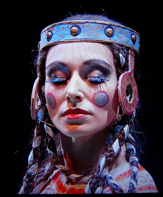 Alexandra Iosifidi as The Chosen One by FrankLong, via Flickr