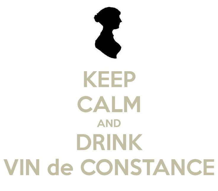 Jane Austen's sage advice.