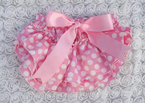 Шорты горячая розничная бэби-шаровары шифон девушки кружевные подгузник футляр с бантом младенцы оборками шаровары детский подарки