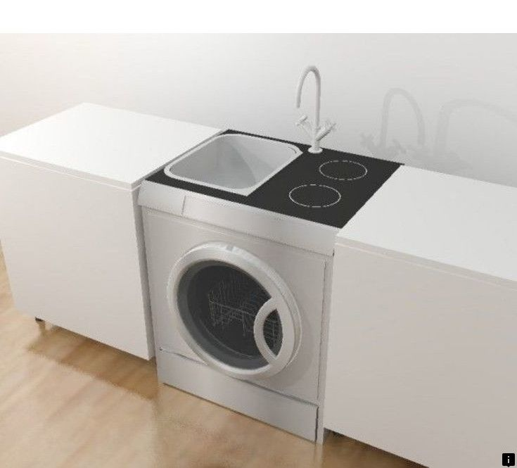 Learn About Washing Machine Width Click The Link To Learn More Our Web Images Are A Must See Tiny House Trailer Laundry Laundry Machine