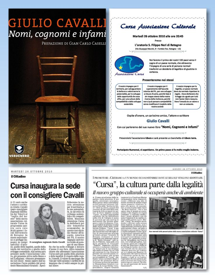 """Presentazione del libro di Giulio Cavalli """"Nomi, Cognomi e infami"""" Retegno di Fombio (Lo) 2011"""