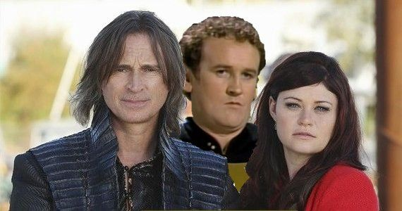 Once Upon O'Brien.  Star Trek TNG  Miles O'Brien  Once Upon A Time