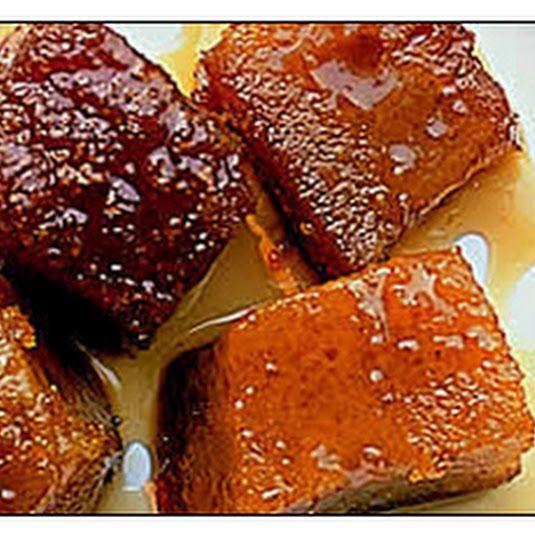 Sopa Borracha (Panamanian Rum Cake)