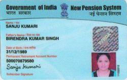 PRAN Card Application Form - PRAN Card Online Status Check - npscra.nsdl.co.in, PRAN Card, PRAN Card Application Form, Permanent Retirement Account Number - Applying Process