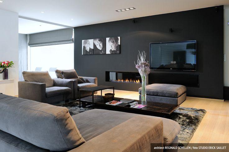 Exclusieve interieurs en keukens : INTERPOINT. - Specialist in exclusieve interieurinrichting : ontwerp, productie, plaatsing