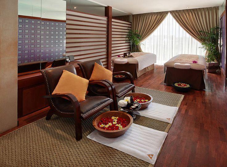 Anantara Seminyak Bali Resort - spa