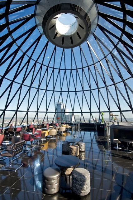 Searcys | The Gherkin - Central London