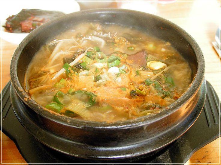 Haejangguk(Korean Hangover Soup)