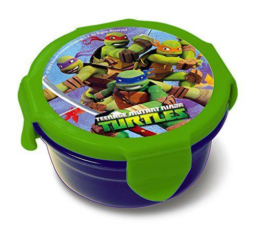 Teenage Mutant Ninja Turtles Snack Pot Multi-colour