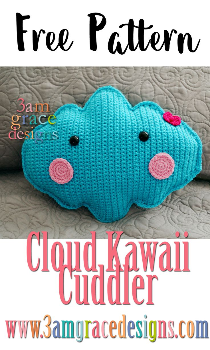 Cloud Kawaii Cuddler