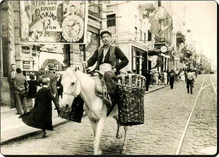 Beyoglu 1930 lar.