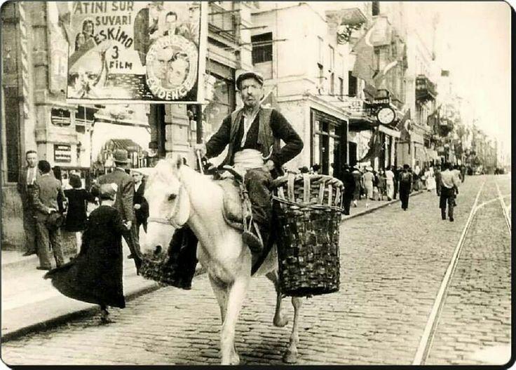 ***************++++++************* Old Istanbul https://es.pinterest.com/miragesy/old-istanbul/ +++++++++++++++++++++ Beyoglu 1930 lar.