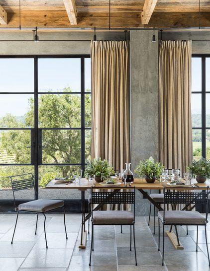 Farmhouse Dining Room by Jute Interior Design