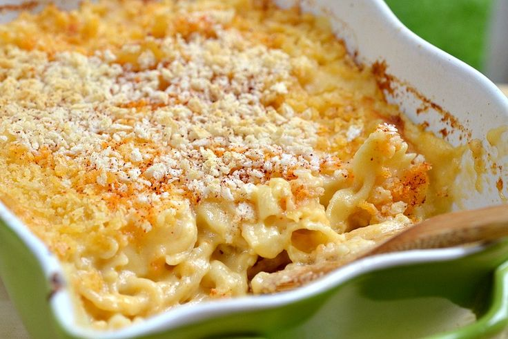 """""""The creamiest, most decadent, most delicious macaroni and cheese I've ever had!"""""""