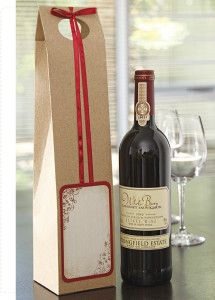 Creative Company | Boxes Galore: Elegant wine box