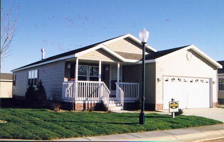 10 best images about garage ideas for mobile homes on for Adding a garage to a modular home