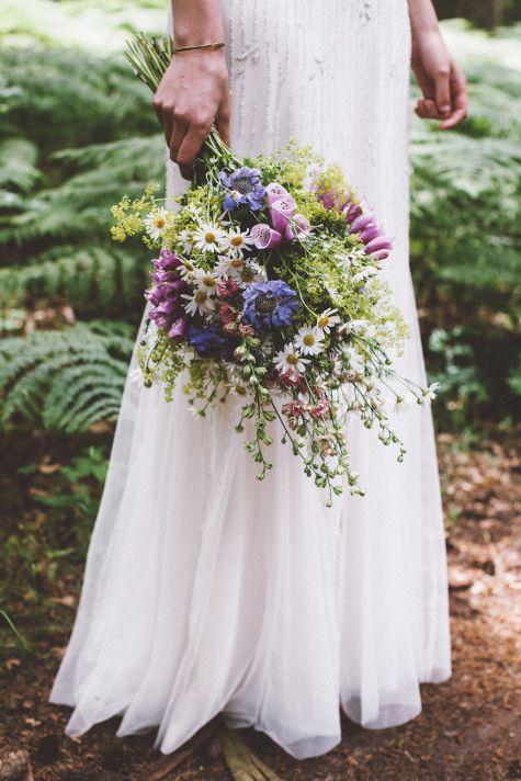 18 vackra brudbuketter att inspireras av | ELLE Decoration