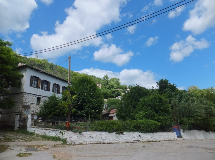Village Vizitsa in Mount Pelion