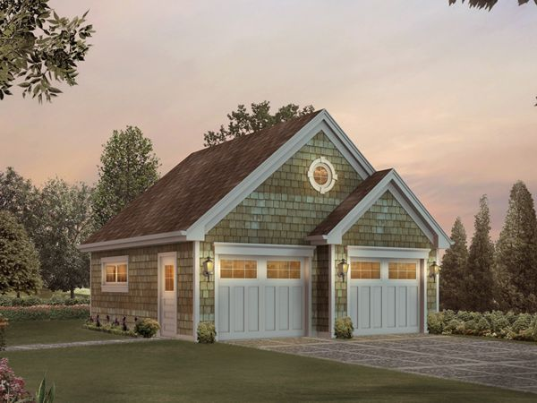 25 best ideas about two car garage on pinterest above for 2 car detached garage