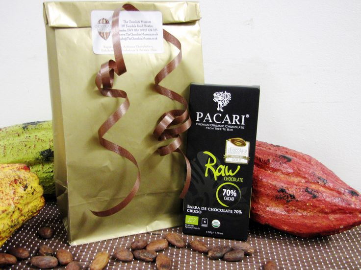 Pacari - Chocolate 70% Cacao
