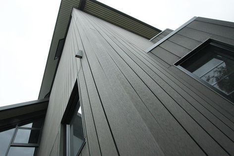 Composite cladding by Futurewood