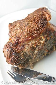Schweinbraten - Austrian Slow Roast Pork Shoulder