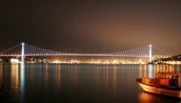 İstanbul Bosporus Brücke