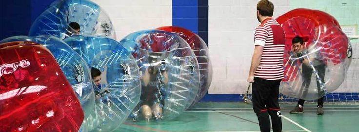 Bubble Football Equipment