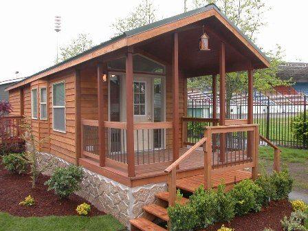 231 best Mobile Home Porch Designs images on Pinterest | Mobile ...