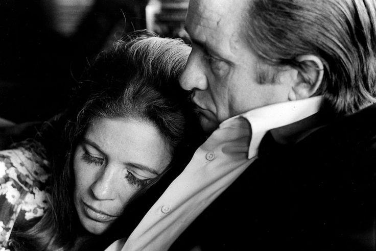 Johnny Cash & June Carter.