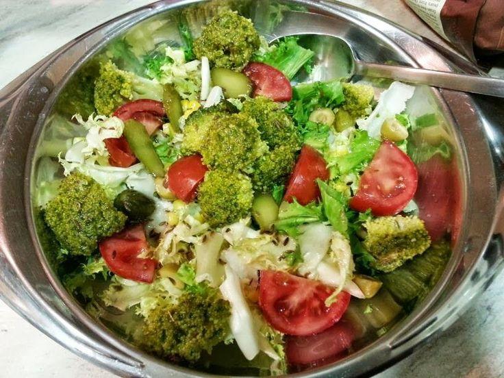 Ensalada de Brócoli con Vinagreta de Cominos | Gastrocenicienta