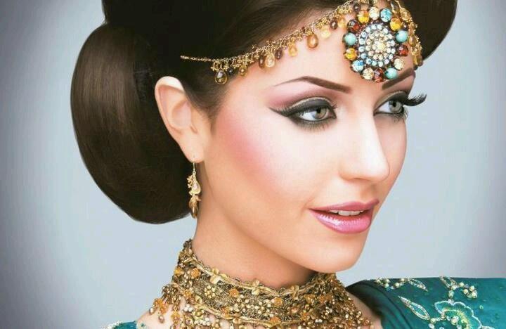 Maquillaje de la India | Sari | Pinterest | Maquillaje and ...