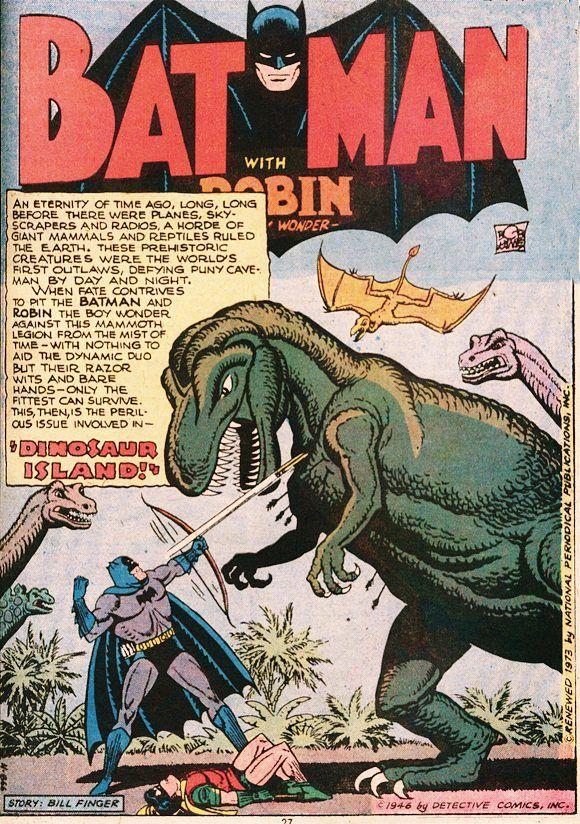 Amazon.com: dinosaur batman