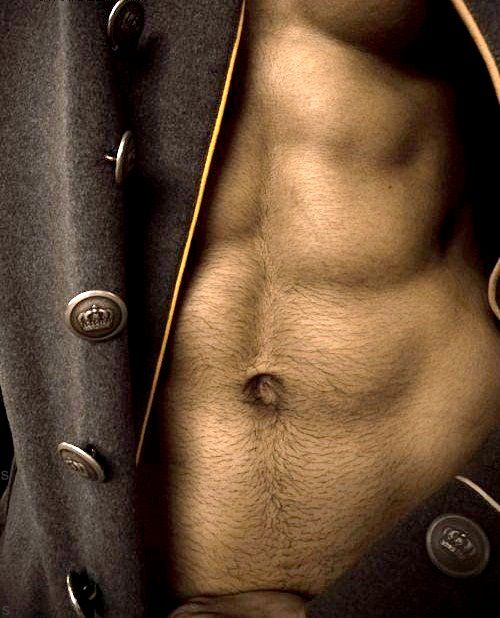 hottest male body parts