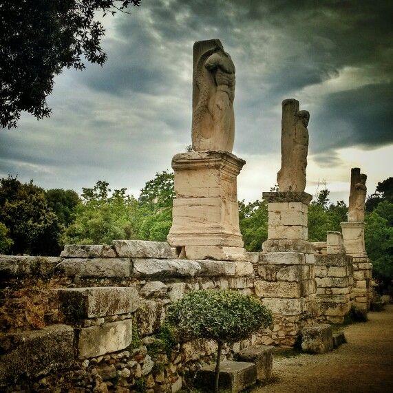 Athens Agora.