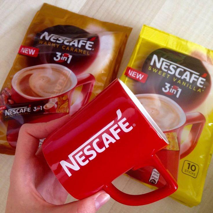 #Nescafe3in1 #noweSmakiNescafe3in1 #vanillanescafe3in1 #caramelnescafe3in1 https://www.facebook.com/photo.php?fbid=1280290901999432&set=o.145945315936&type=3&theater