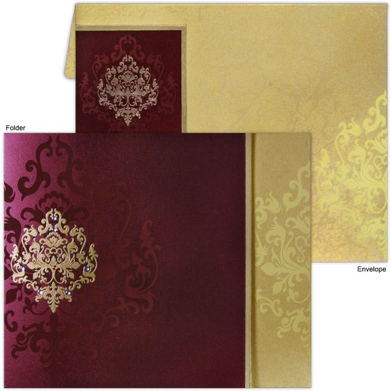 Getting married in autumn season, then come to know how to choose a perfect wedding invitations color for your invitation cards.