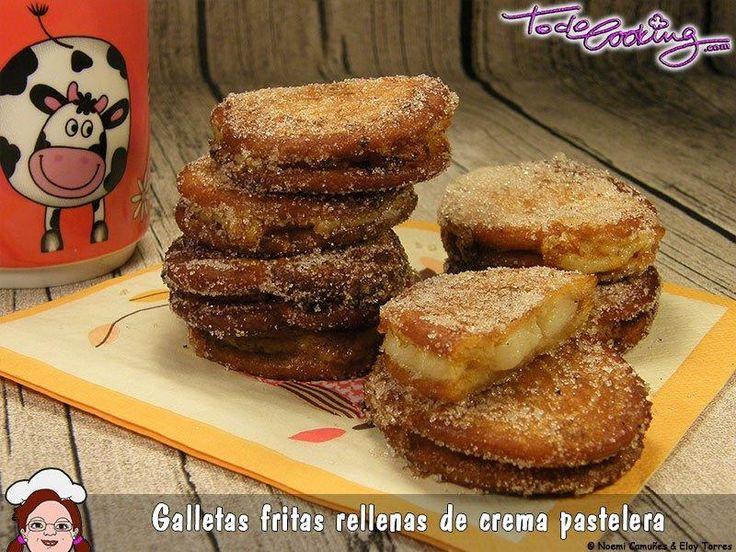 Recetas con galletas. Si te gustan las galletas no te puedes perder esta recopilación de recetas hecha por la autora del blog TodoCooking.