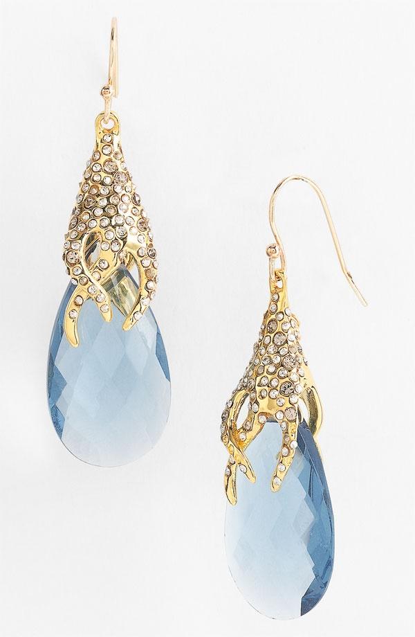 blue sapphire | alexis bitter: Earrings Nordstrom, Blue Sapphire, Jewelry Accessories, Bittar Elements, Something Blue, Vines Cap, Nordstrom Exclusively, Cap Earrings, Alexis Bittar