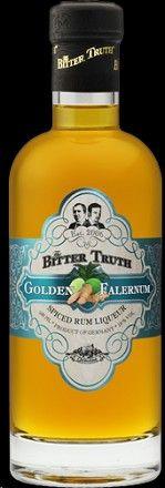 Buy The Bitter Truth Liqueur Spiced Rum Golden Falernum for sale at Laurenti Wines (ShopRite Liquors of Hamilton), Central New Jersey's premier wine shop.