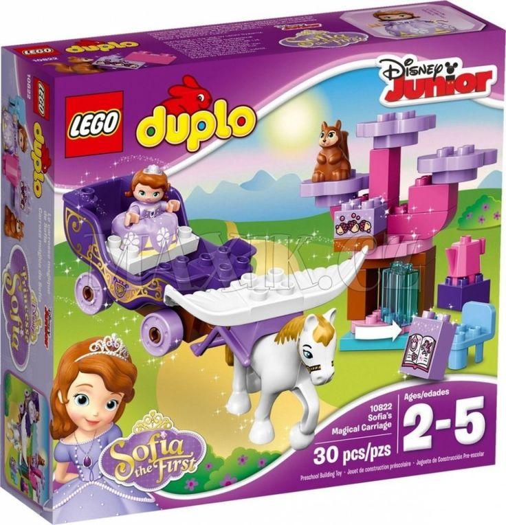 Lego Duplo 10822 Sofie I. a její kouzelný kočár - 0