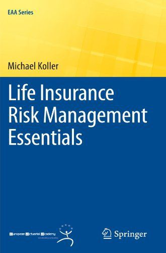 The aim of the book is to provide an overview of risk management in life insurance companies. The focus is twofold: (1) to provide a broad view of the different topics needed for risk management and (2) to provide the necessary tools and techniques to concretely apply them in practice. Much... more details available at https://insurance-books.bestselleroutlets.com/life-insurance/product-review-for-life-insurance-risk-management-essentials-eaa-series/
