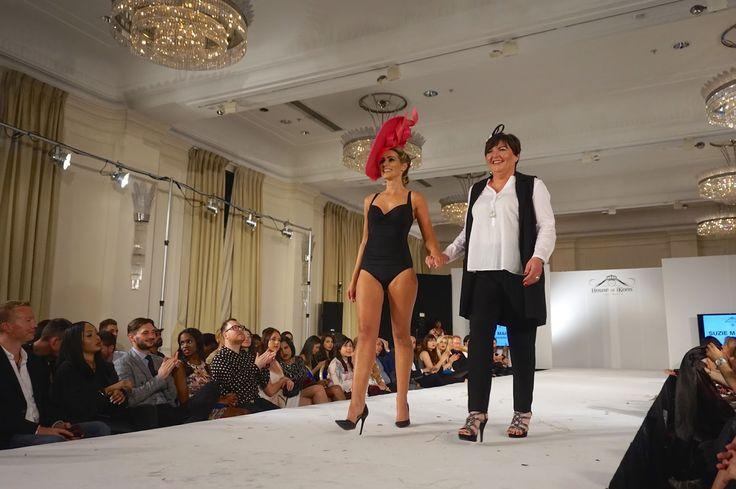 Bec Boop : London Fashion Week: Irish Milliner Suzie Mahony